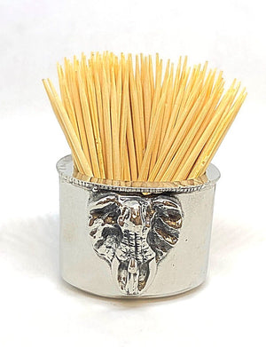 Toothpick Holder - Elephant Design