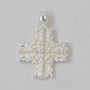 Silver Cross for Women Pendant