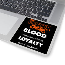Load image into Gallery viewer, BLOOD-Cut Stickers