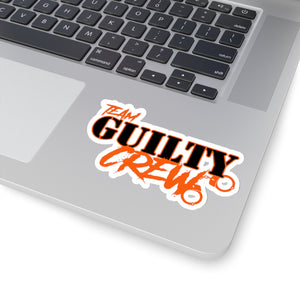 TGC-Cut Stickers