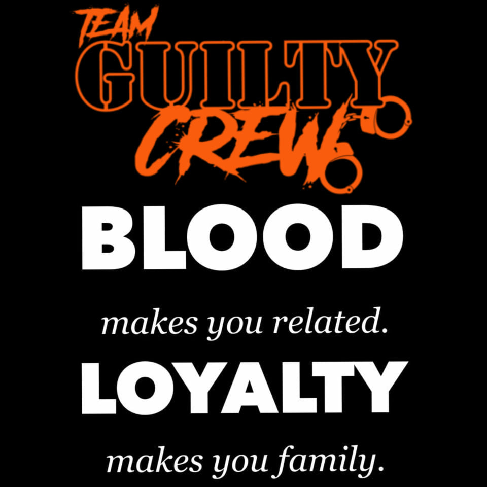 Gift Card for teamguiltycrew webshop