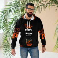 Load image into Gallery viewer, AOP Unisex Pullover Hoodie BLOOD