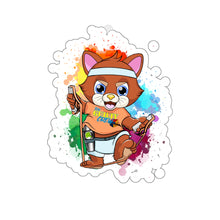 Load image into Gallery viewer, KIDS-Cut Stickers
