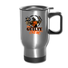 Load image into Gallery viewer, Travel Mug - silver