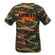 Load image into Gallery viewer, Unisex Camouflage T-Shirt - green camouflage