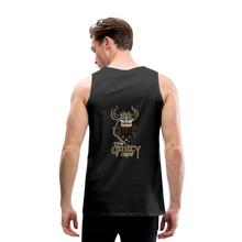 Load image into Gallery viewer, Men's Premium Tank - black