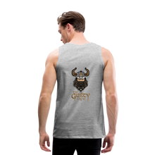 Load image into Gallery viewer, Men's Premium Tank - heather gray