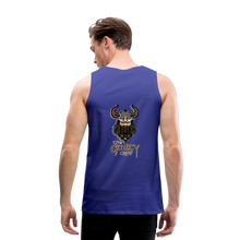 Load image into Gallery viewer, Men's Premium Tank - royal blue