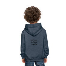 Load image into Gallery viewer, Kids' Premium Hoodie - heather denim