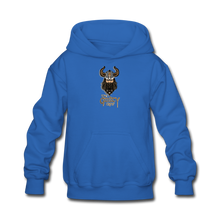 Load image into Gallery viewer, Kids' Hoodie - royal blue