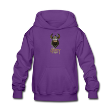 Load image into Gallery viewer, Kids' Hoodie - purple