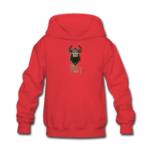 Load image into Gallery viewer, Kids' Hoodie - red