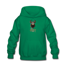 Load image into Gallery viewer, Kids' Hoodie - kelly green