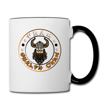 Load image into Gallery viewer, Contrast Coffee Mug - white/black