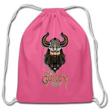 Load image into Gallery viewer, Cotton Drawstring Bag - pink