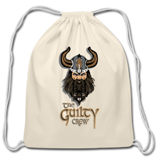 Load image into Gallery viewer, Cotton Drawstring Bag - natural
