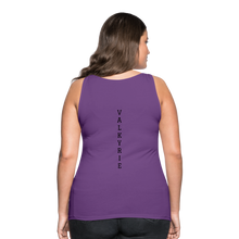 Load image into Gallery viewer, Women's Premium Tank Top VALKYRIE - purple
