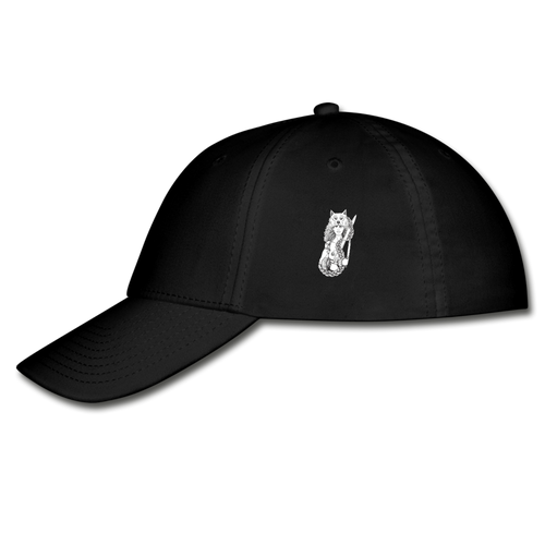 viking cap - black