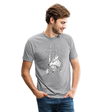 Load image into Gallery viewer, Unisex Tri-Blend T-Shirt viking warrior - heather gray