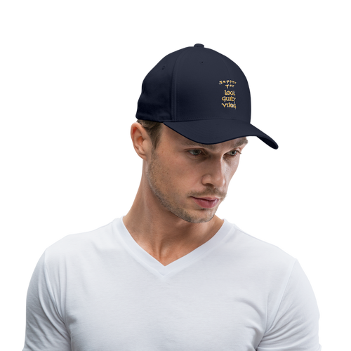 Baseball Cap supporter - navy