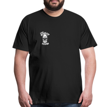 Load image into Gallery viewer, skull premium T - black