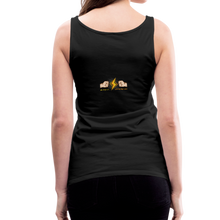 Load image into Gallery viewer, tgc Home Gym Guilty Viking Rat Women's Premium Tank Top - black