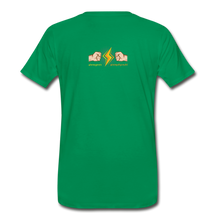 Load image into Gallery viewer, tgc Home Gym Guilty Viking Rat Men's Premium T-Shirt - kelly green