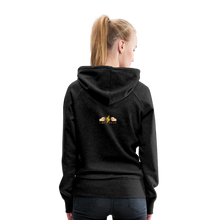 Load image into Gallery viewer, tgc Home Gym Guilty Viking Rat Women's Premium Hoodie - charcoal gray