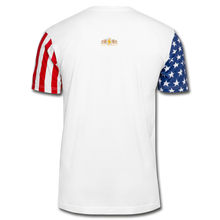 Load image into Gallery viewer, Stars & Stripes T-Shirt - white