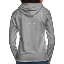 Load image into Gallery viewer, Home Gym Guilty Viking Rat Unisex Lightweight Terry Hoodie - heather gray