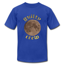 Load image into Gallery viewer, to the moon and back - royal blue