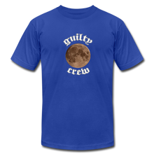 Load image into Gallery viewer, the moon - royal blue