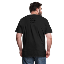 Load image into Gallery viewer, viking skull shirt - black