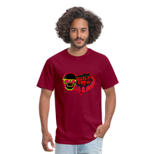 Load image into Gallery viewer, Unisex Classic T-Shirt - burgundy