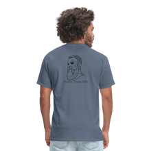 Load image into Gallery viewer, Unisex Classic T-Shirt - denim