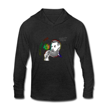 Load image into Gallery viewer, Unisex Tri-Blend Hoodie Shirt - heather black