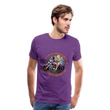 Load image into Gallery viewer, Men's Premium T-Shirt - purple