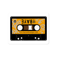 Load image into Gallery viewer, Baye Accessories - Baye Cassette Tape Bubble-Free Stickers