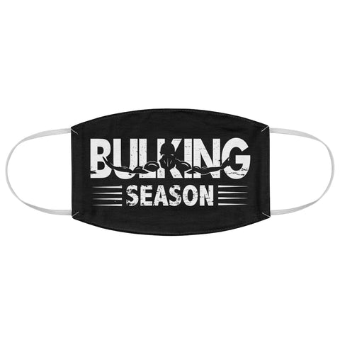 Bulking Season Logo Face Mask