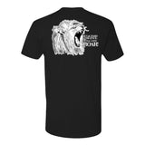 Bulk Hard In Silence Let Your Gains Roar Lion T-Shirt