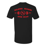 Bulking Season Gym Gear T-Shirt