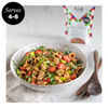 Fiid Italian Pasta Salad Plant Based Vegan Recipe