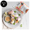 Fiid Hack: Summer Spring Rolls with Peanut Dipping Sauce