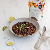 Smoky Mexican Black Bean Chilli
