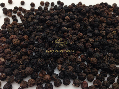 Peppercorns (Black, MALABAR) ORGANIC