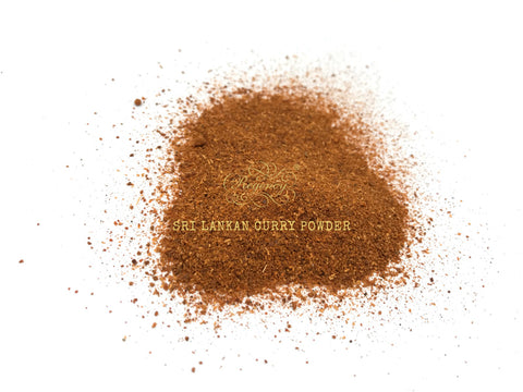 Curry Powder (Sri Lankan)