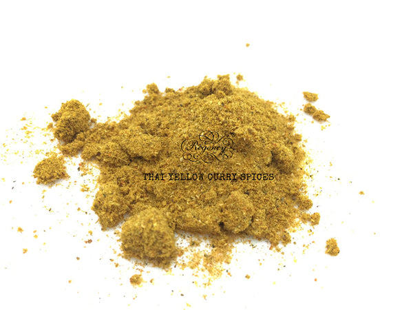Thai Yellow Curry Powder