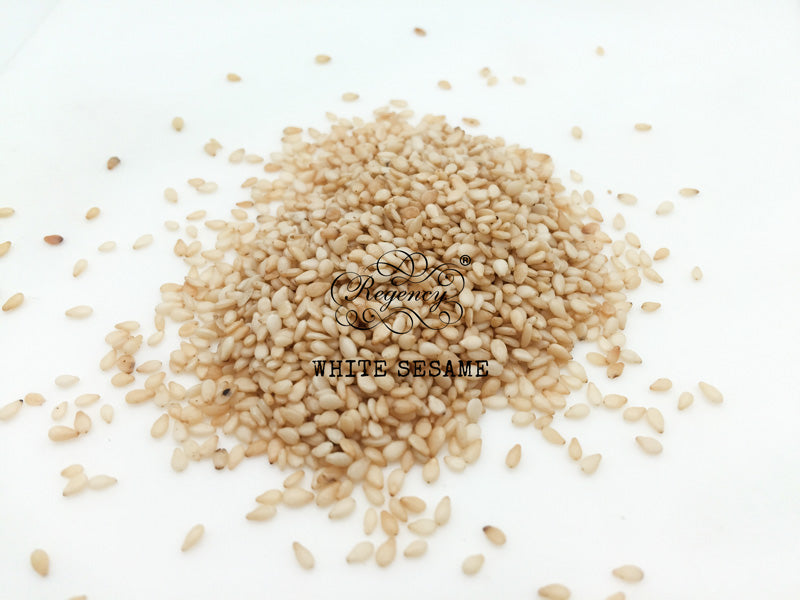Sesame Seeds (White, Toasted)