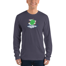 "Load image into Gallery viewer, ""Jammin In My Own Mind Having A Good Time"" Ultra Smooth Long sleeve t-shirt (unisex)"