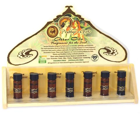 PGA Display Rack - Perfume Attar Oils Tester - The KO Shop Australia Pty Ltd